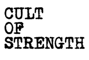 Cult of Strength